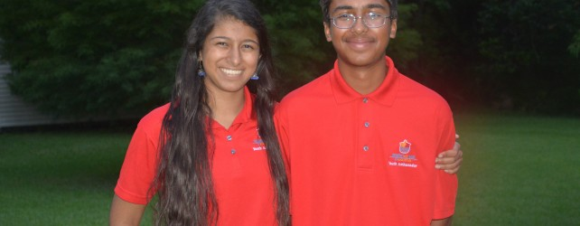 Nease IB Siblings Share St. Augustine History WIth Others