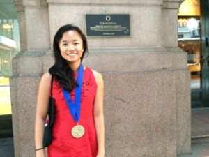 2015 10 12 - Angelica Lagasca – Awarded the National Gold Medal for Poetry
