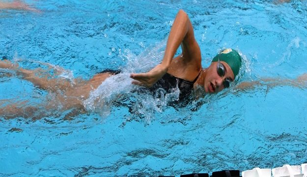 IB Students Ria Malhotra and Mikey Leisle Selected as Nease September Student Athletes of the Month